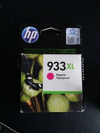Cartucho HP original 933 XL magenta