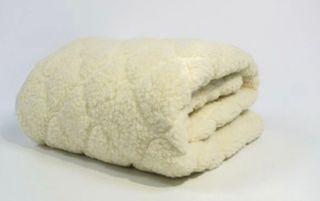 Funda colchón de lana de merino