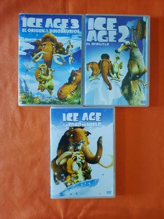 películas ice age/era del hielo