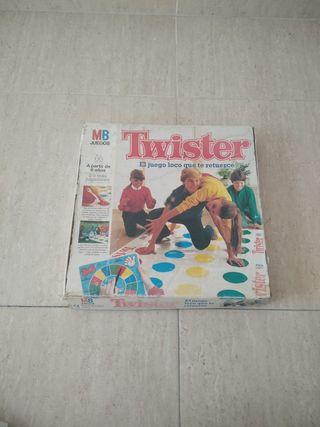Juego Enredos (Twister)