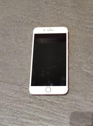 Iphone 7 plus 128Gb color rosa