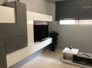 Amplio piso centrico Hospitalet d. 3hab, 2baños, cocina indep, comedor, parking