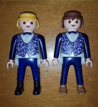 playmobil pareja novios boda ideal tartas nuevos