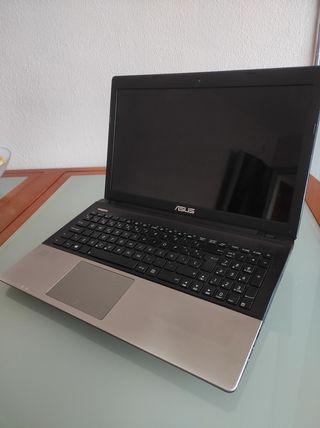 ordenador portátil ASUS