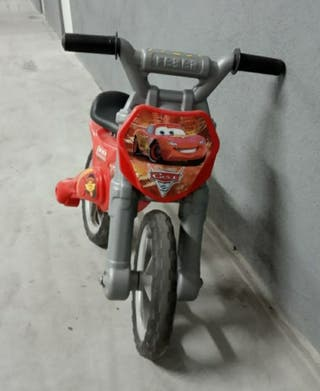 Bicicleta sin pedales Feber Cars 3