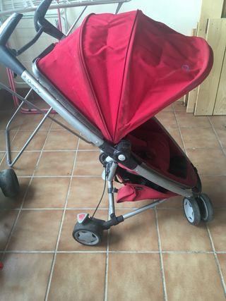 silla de paseo Quinny Zapp extra 2