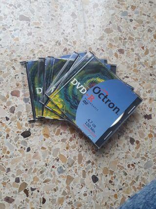 5 DVD-R