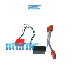 CABLEADO INTERFACE AUDI VW , ALTAVOCES BOSE