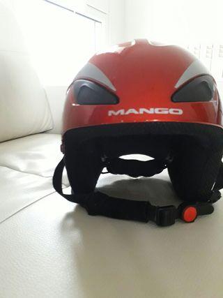 Casco de Esqui Infantil Mango