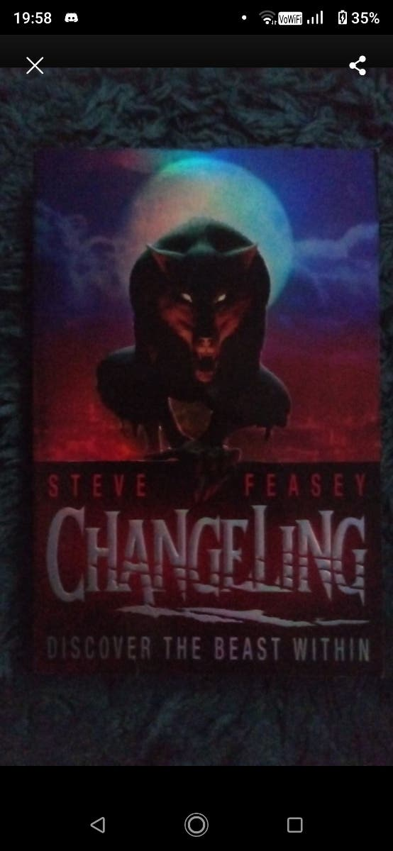 changeling book