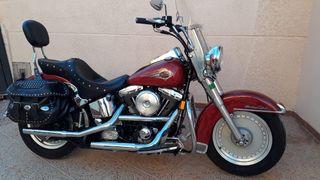 vendo Harley Davidson Heritage Softail del 99