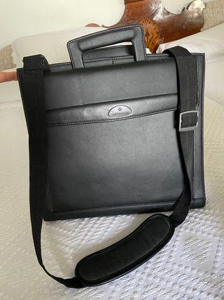 Cartera maletín para ordenador