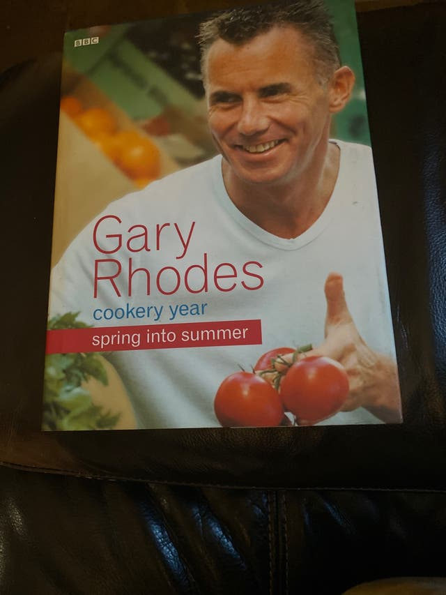 Gary Rhodes spring into summer