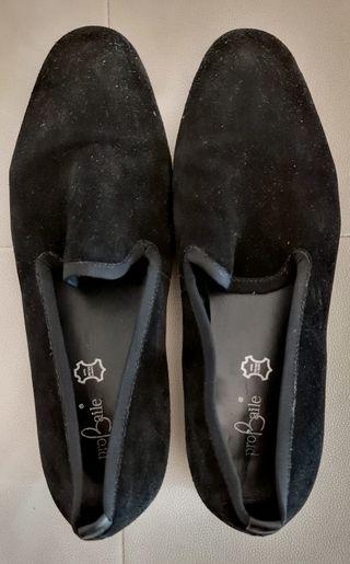Zapatos de Baile de Salón Hombre Probaile Negro