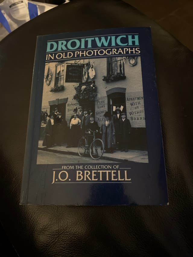 Droitwich in old photographs