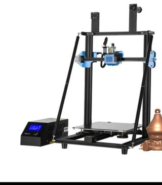 Cr10 v3 creality impresora 3d