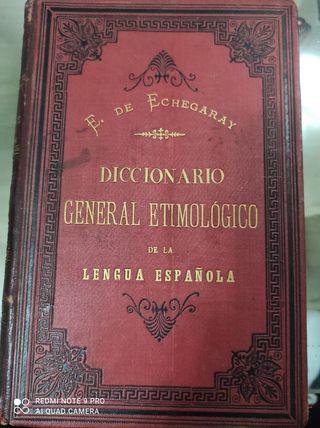 diccionario general etimológico