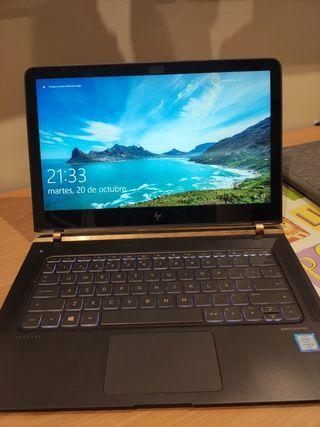 HP Spectre 13-v000ns 8 GB Ram 256 GB SSD