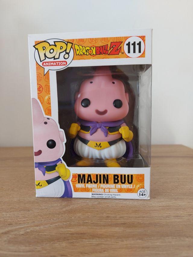 figurine pop majin buu