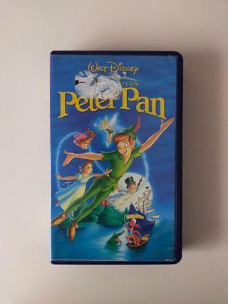 Peter Pan VHS Clásico 14