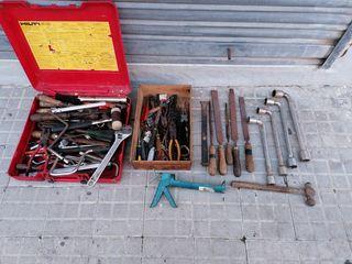 herramientas variadas