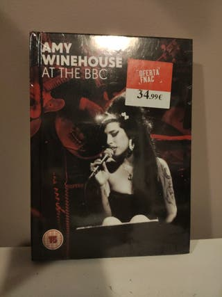 Amy Winehouse at The BBC (sin abrir)
