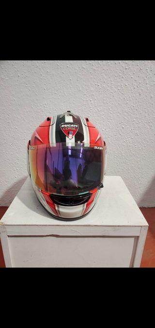 Casco Ducati Corsa Suomy Tallas M y XS