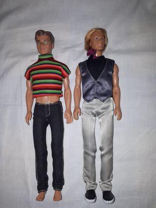 Muñecos juguete