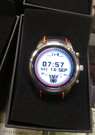 LEMFO LEM5 Reloj Inteligente 3G