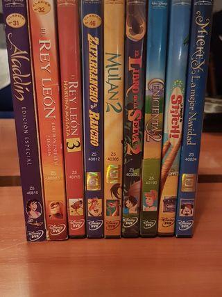 Colección películas disney