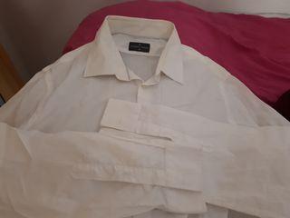 2 camisas de hombre. Roberto Verino, Mirto