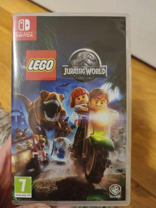 Lego Jurassic World para la Nintendo Switch