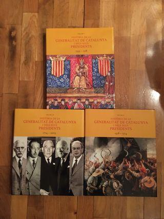 Història de la Generalitat de Catalunya
