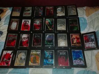 coleccion de terror 25 peliculas dvd