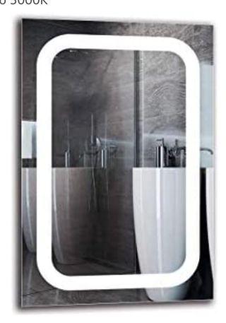 Espejo baño con Led
