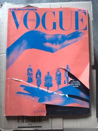 Vogue España. Colecciones. N.41. 2018
