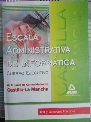 Escala administrativa de informática