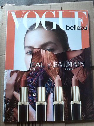 Revista Vogue España. Belleza. N.65.
