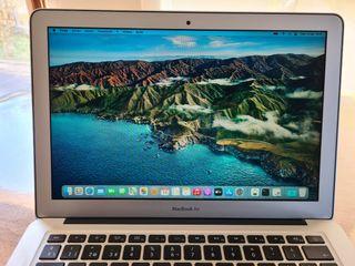 Macbook Air 13 (versión 2013) Intel i7 8GB