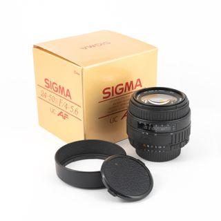 Sigma 24 - 50 Nikon AF