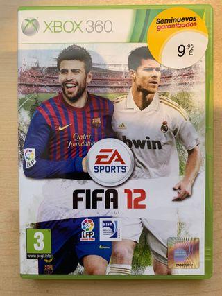 FIFA 12 de Xbox 360