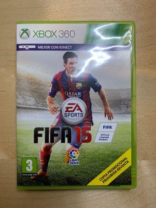 FIFA 15 de Xbox 360