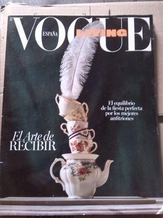 Vogue España. Living. N.5. El arte de recibir.