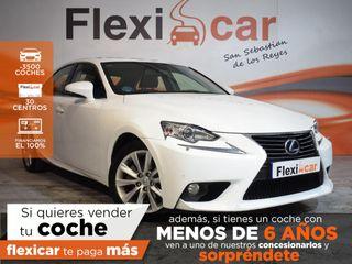 Lexus IS 300h Luxury (Ébano Gris)