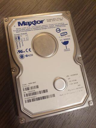 Disco duro 80GB ATA 133 MAXTOR 3.5