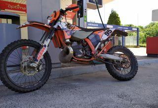 KTM EXC 250 2010