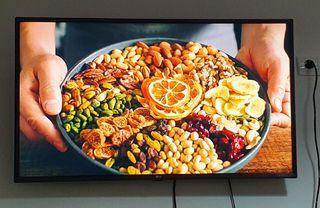 televisión LG con comando de voz.