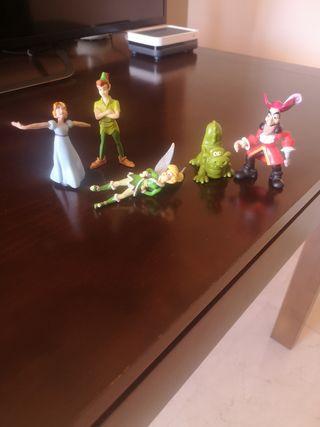 figuras Disney Peter Pan