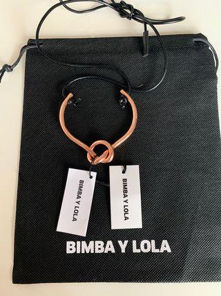 Collar Bimba y Lola. A estrenar.