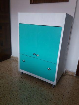 Mueble baño/auxiliar/armario